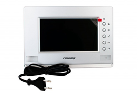 Видеодомофон Commax CDV-70A белый