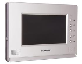 Видеодомофон Commax CDV-70A серебро