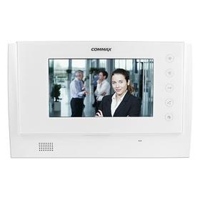 Видеодомофон Commax CDV-70U белый