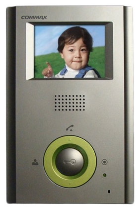 Видеодомофон Commax CDV-35HM серый